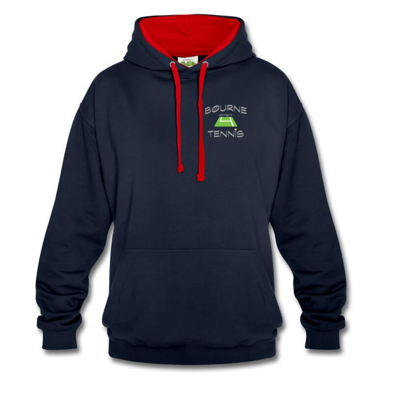 bourne-4-tennis-chest-logo-contrast-colour-hoodie